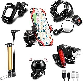 KITHELP Bike accessoies kit Bike Accessories Set for...