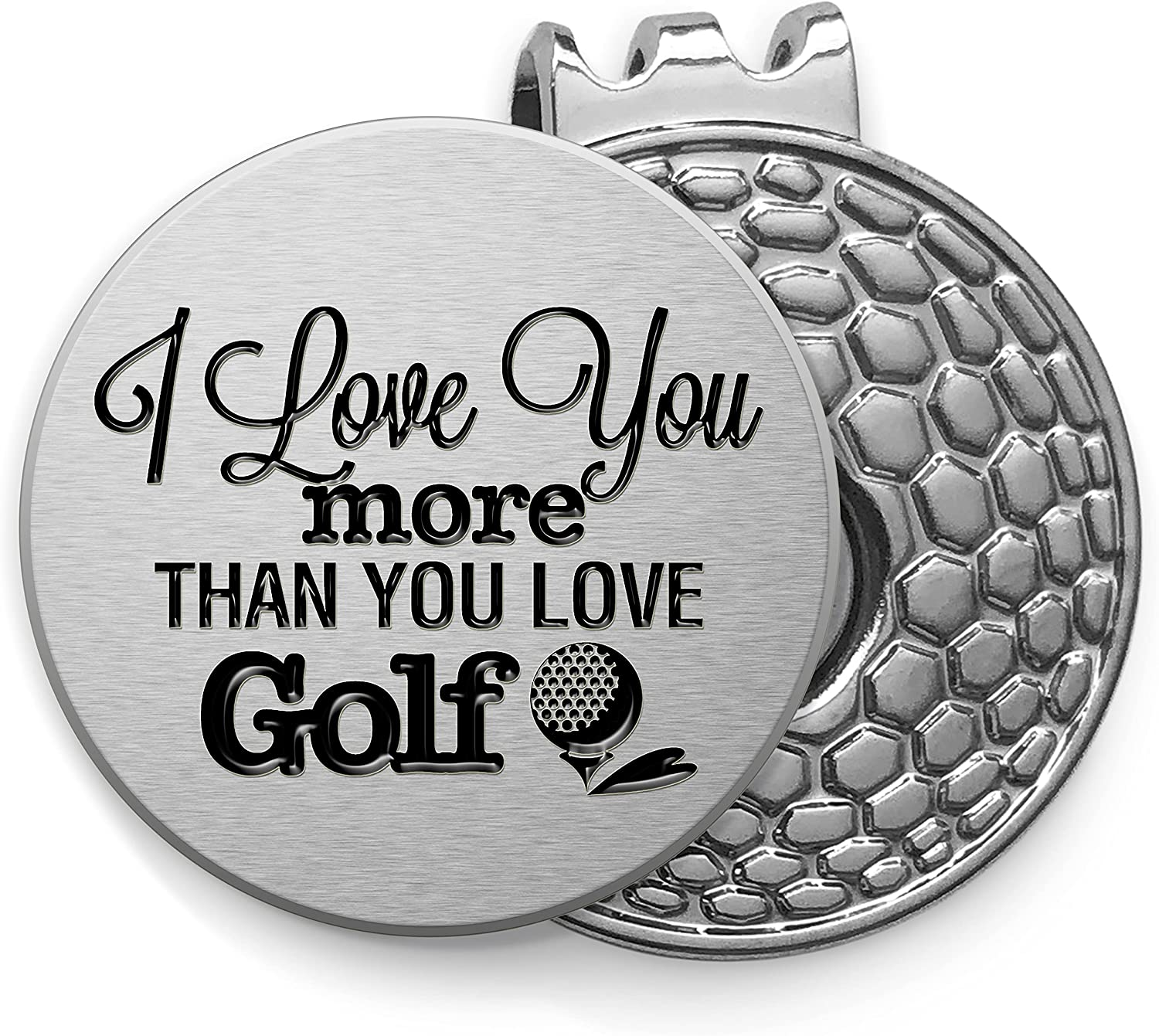 Treasure Trades Cheap SALE Start I Love You Indianapolis Mall More Marker Golf Ball H Than