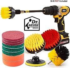 Best scrub brush drill attachment Reviews
