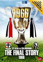 AFL The Final Story 1966 St Kilda Vs Collingwood