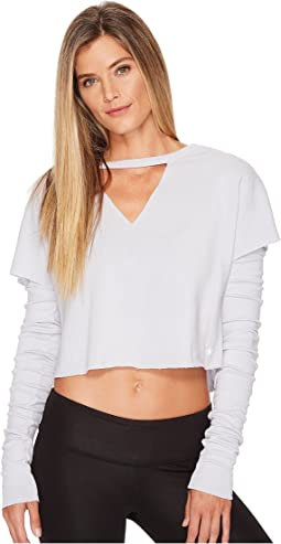 ALO - Reach Long Sleeve Top