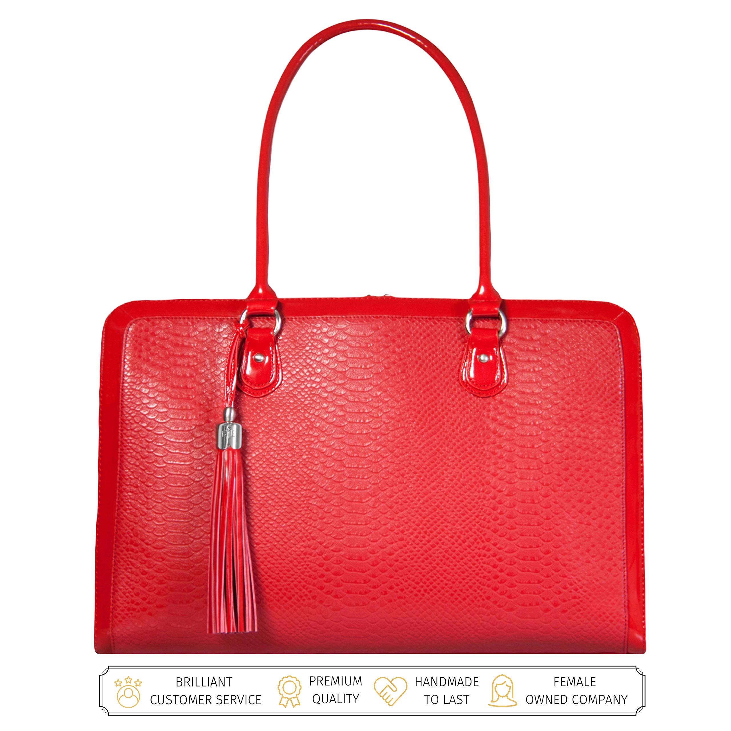 BfB Womens Briefcase Women Handmade