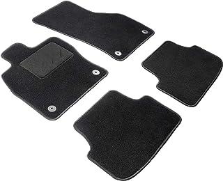 Walser Nadelfilz Velours Fußmatten kompatibel mit Audi A3 Sportback (09/2012 Heute), A3 Limousine (05/2013 Heute)