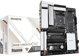 GIGABYTE B550 VISION D-P マザーボード ATX [AMD B550チップセット搭載] MB5126