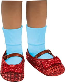 Toddler Ruby Shoe Covers