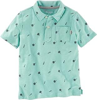 OshKosh BGosh Boys Knit Polo Henley 21680516