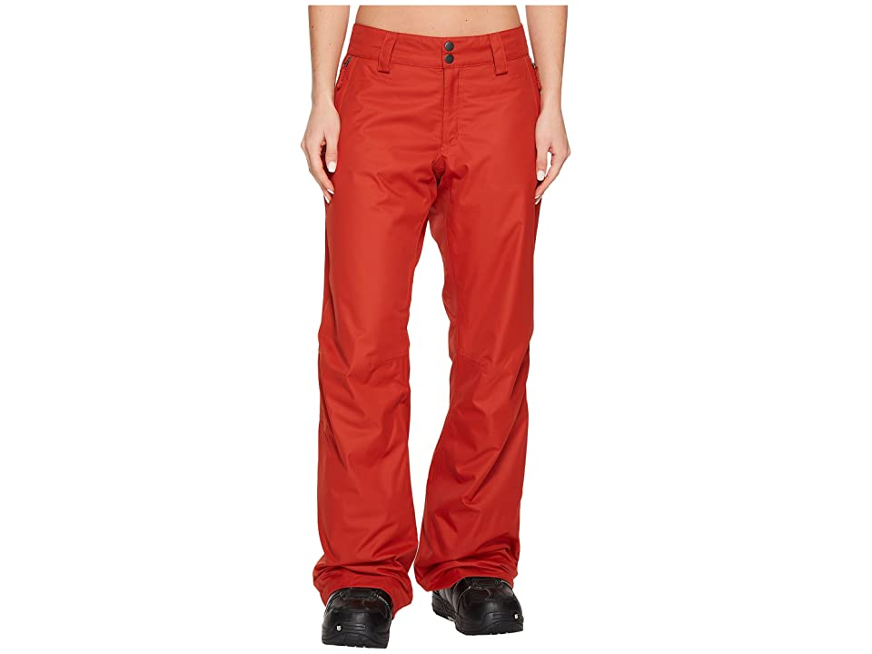 The North Face Sally Pants (Ketchup Red) Women