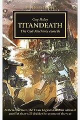 Titandeath (The Horus Heresy Book 53) Kindle Edition