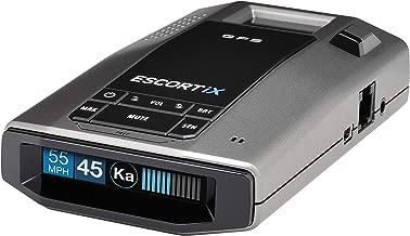 ESCORT IX - Laser Radar Detector, Auto Learn Protection, Extreme Long-Range, Bluetooth, Voice Alerts, OLED Display, Escort Live!