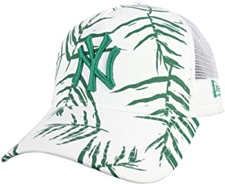 New Era Sandwash Print Neyyan Whidkg Beyzbol Şapkası, Beyaz, Tek Ebat