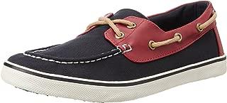 Footin Men's Joe Leather Boat Shoes