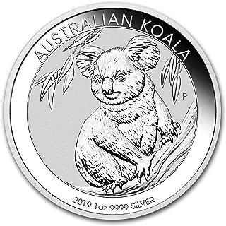 silver koala mintage