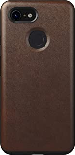 Nomad Rugged Case for Google Pixel   Rustic Brown Leather
