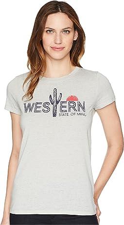 Wrangler - Short Sleeve Tee Shirt