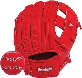 red catchers mitt