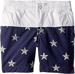 Polo Prepster Cotton Shorts (Toddler)