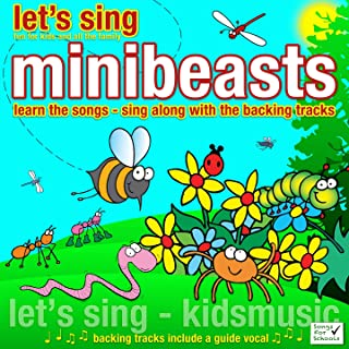 Incy Wincy Spider (Sing Along Backing Track)