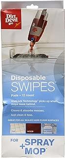Dirt Devil Disposable Swipes Pads 12 Count