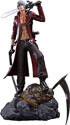 Mercancía de alta calidad y servicio conveniente y honesto. Genesis Devil May May May Cry 3 PVC Statue 1 6 Dante 40 cm  entrega rápida