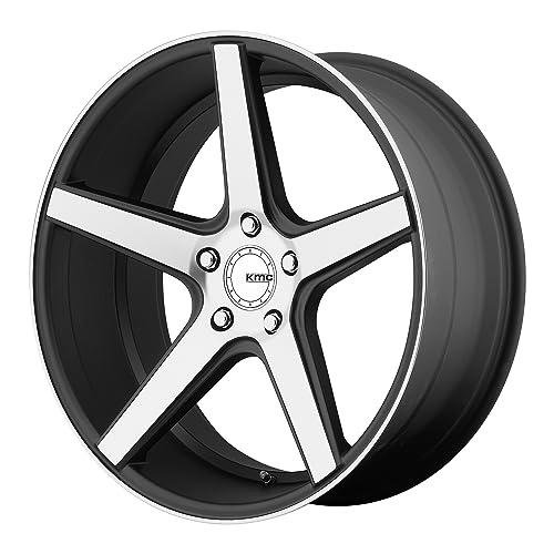20 Inch Black Rims For A Hyundai Sonata Amazon Com