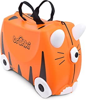 Trunki Tipu Tiger Ride On Suitcase
