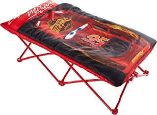 Disney NK320512 Cars Portable Slumber Cot, Red