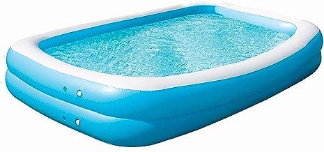 Sponsored Ad – Wild 'N Wet - Jumbo Paddling Pool, Garden Paddling Pools, 2.6m Blue Large Family Pool, Large Paddling Pool ...