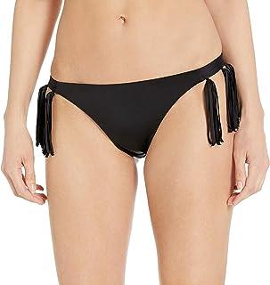 Bikini Lab Women's Strappy Hipster Bikini Swimsuit Bottom