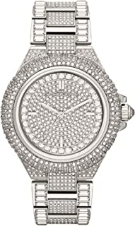 crystal encrusted watch