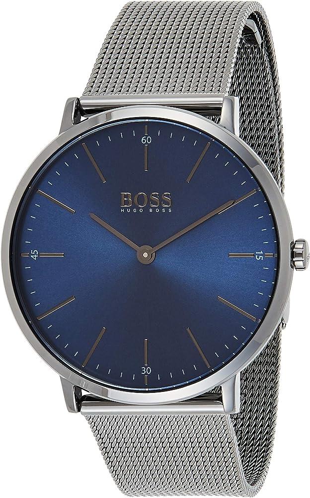 Hugo boss, orologio per uomo,in acciaio inossidabile 1513734
