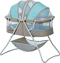 Dream On Me Karley Bassinet, Blue/Grey
