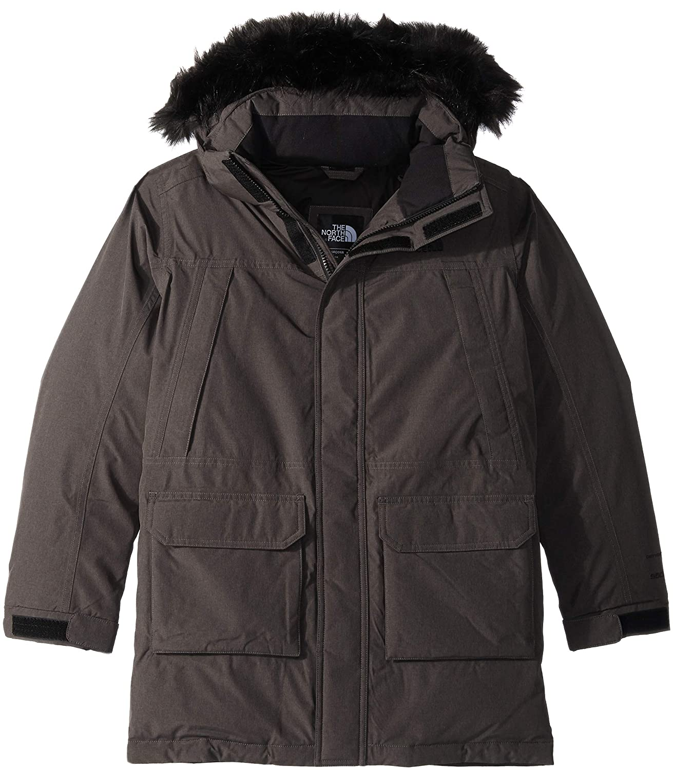 The North Face OUTERWEAR ボーイズ US サイズ: X-Large カラー: グレー