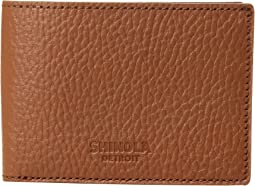 Super Slim Bifold Luxe Grain