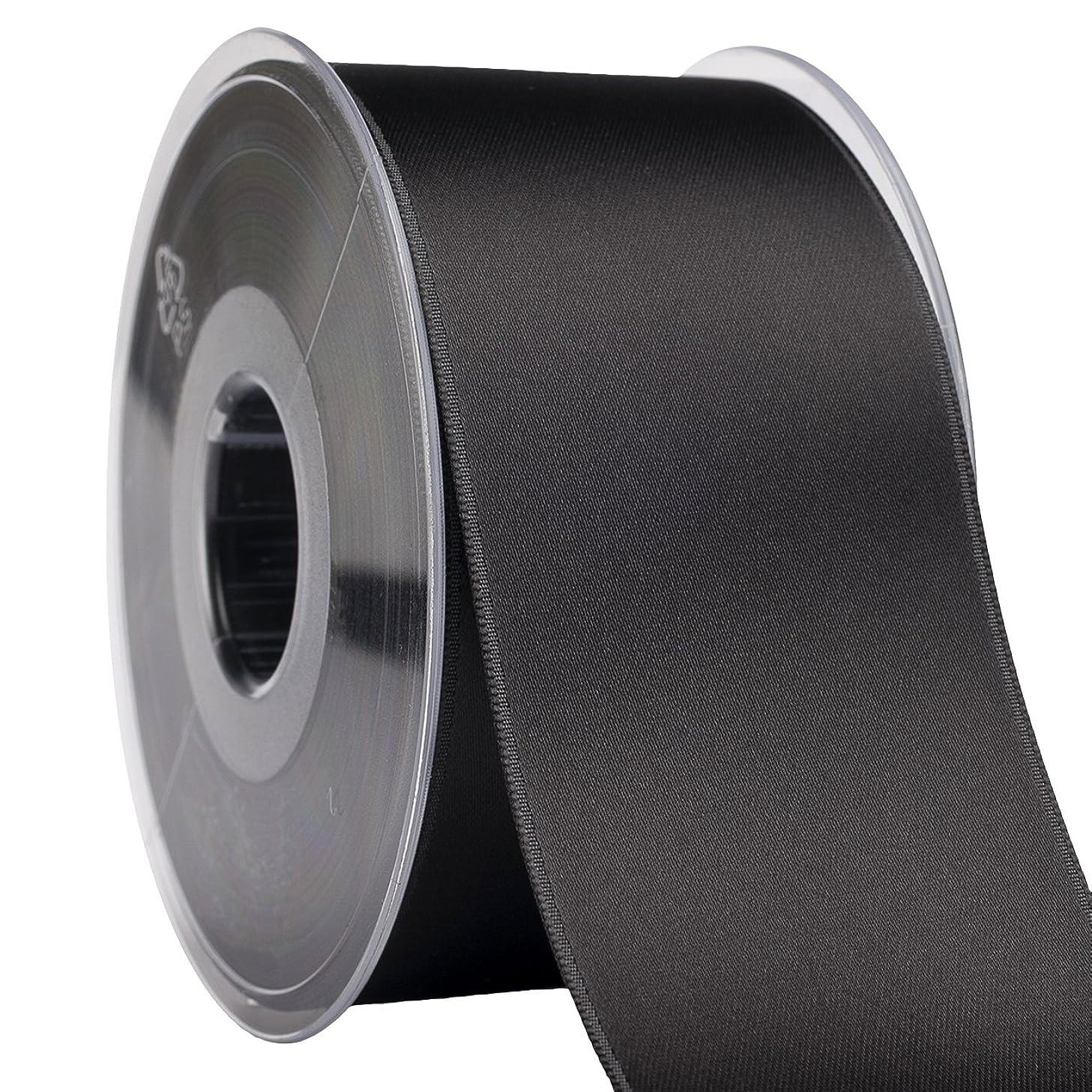 035 Swiss Satin 03550/25-098 Fabric Ribbon, 2