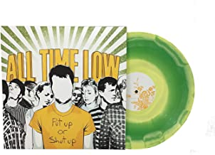Put Up Or Shut Up (Limited Edition Green and White Swirl Colored Vinyl)
