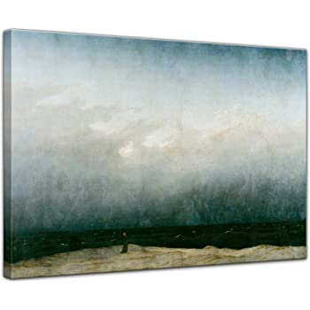 Berg im Riesengebirge Caspar David Friedrich Gicl/ée Leinwand Prints Gem/älde Poster Reproduktion