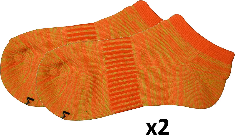 Athletic Works Boys' Moisture Wicking Comfort Fabric Perofrmance Socks (6 Pairs)