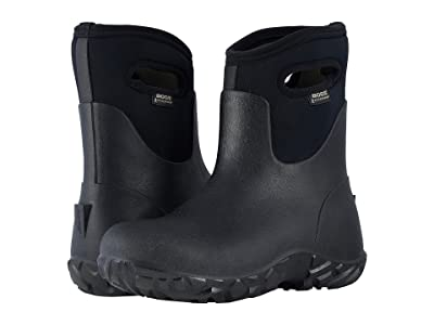 Bogs Workman Mid (Black) Men