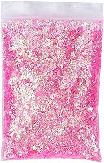 Nagel pailletten, Symphony Mixed Size Hexagon Glitter pailletten 50 gram voor andere scènes voor schminken voor handwerk v...