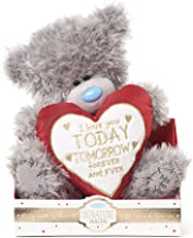 Me To You VP901007 Signature Collection Love Heart Tatty Teddy Bear, Nylon/A