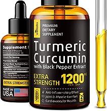 Premium Turmeric Curcumin with BioPerine – 1200mg PER Day – Highest Potency..