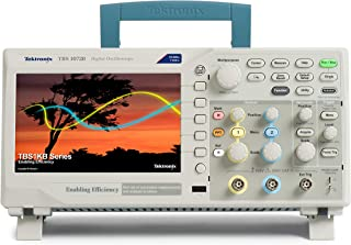 Tektronix TBS1072B 70 MHz, 2 Channel, Digital Oscilloscope, 1 GS/s Sampling, 5-year Warranty