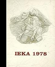 (Black & White Reprint) 1978 Yearbook: Yreka High School, Yreka, California