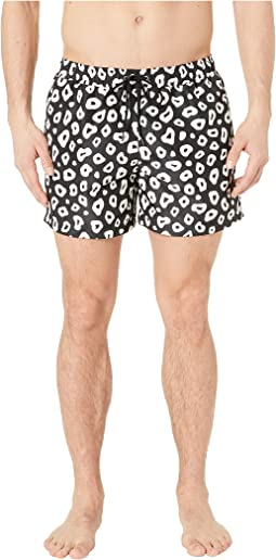 Leopard Swim Shorts