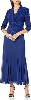 Women's Long Length Blazer Jacket Dress (Petite and Regular)