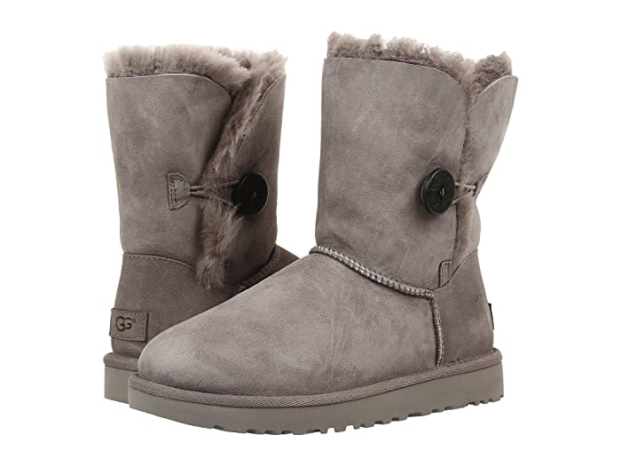 UGG  Bailey Button II (Grey) Womens Boots