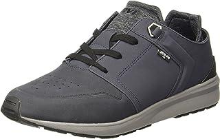 Levi's Women's Black Tab Runner Boating Shoes