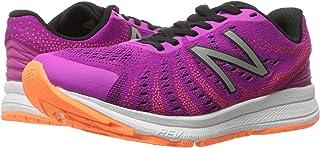 (ニューバランス) New Balance メンズランニングシューズ?スニーカー?靴 Rush V3 Poisonberry/Black/Vivd Tangerine ブラック/ タンジェリン 12 (30cm) D