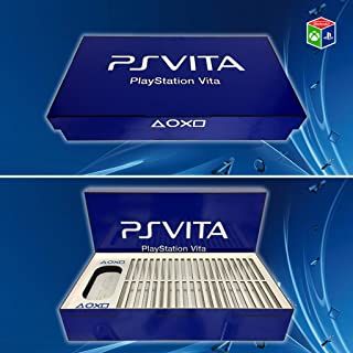 Organizador PS Vita (console e 40 jogos)