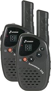 Stabo Elektronik Freecomm PMR-446 Funkhandy bis 5 km Reichwe